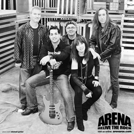 ARENA Band Photo - Thumb